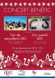 Concierto benéfico a favor de Fundación Respiralia, mañana sábado en Palma