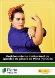 Posicionamiento institucional de igualdad de género de Plena Inclusión