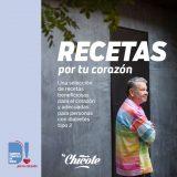 Recetario cardiosaludable de Alberto Chicote para pacientes con diabetes