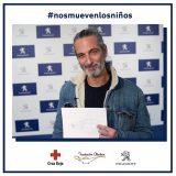 Campaña '#NosMuevenLosNiños' a favor de Fundación Aladina y Cruz Roja