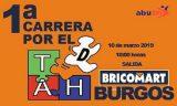 ABUDAH organiza su primera carrera solidaria por el TDAH en Burgos