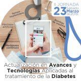 Jornada 'Avances y tecnologías aplicadas al tratamiento de la diabetes'