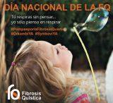 'Pompas por la Fibrosis Quística', este miércoles en el Día Nacional de la FQ