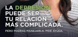 Campaña 'Tu relación más complicada' para concienciar sobre la depresión