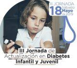 'III Jornada de Actualización en Diabetes Infantil y Juvenil' de Diabetes Madrid