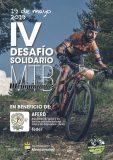 IV Desafío Solidario MTB en Megamuñoz para la investigación de las ER