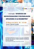 Jornada 'Avances en Investigación y Tecnología Aplicada en Diabetes'
