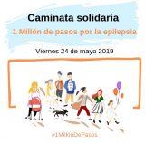 'Un millón de pasos por la epilepsia' en el Día Nacional de la Epilepsia