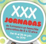XXX Jornadas de formación en hemofilia para niños de 8 a 12 años