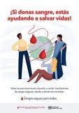 'Sangre segura para todos' en el Día Mundial del Donante de Sangre