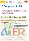 Inscríbete en el I Congreso ALER 'Narcolepsia y Enfermedades Autoinmunes'