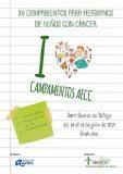 XV Campamentos para hermanos de niños con cáncer de AECC Barcelona