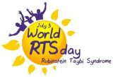 Este miércoles se celebra el Día Mundial del Síndrome de Rubinstein-Taybi