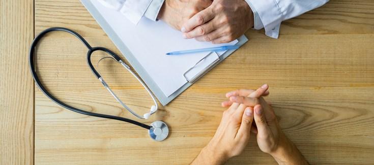 Consulta médica. Designed by Freepik.