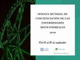 'Light Up For Mito' para visibilizar las Enfermedades Mitocondriales