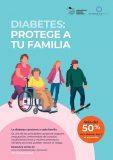 Protege a tu familia frente a la diabetes