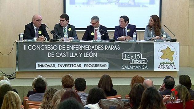 II Congreso de Enfermedades Raras de Castilla y León.