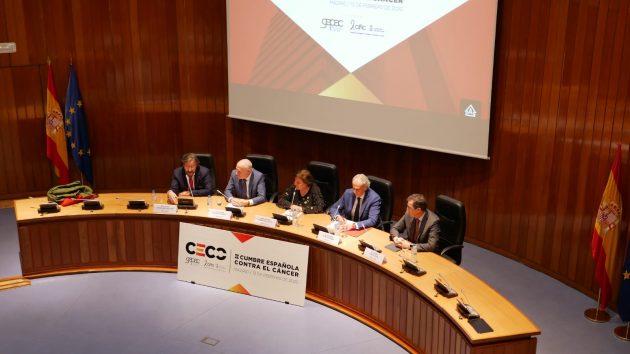 II Cumbre Española Contra el Cáncer