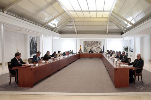 Consejo Extraordinario de Ministros.