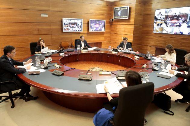 Consejos de Ministros.