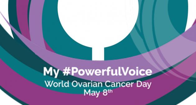 Día Mundial del Cáncer de Ovario.