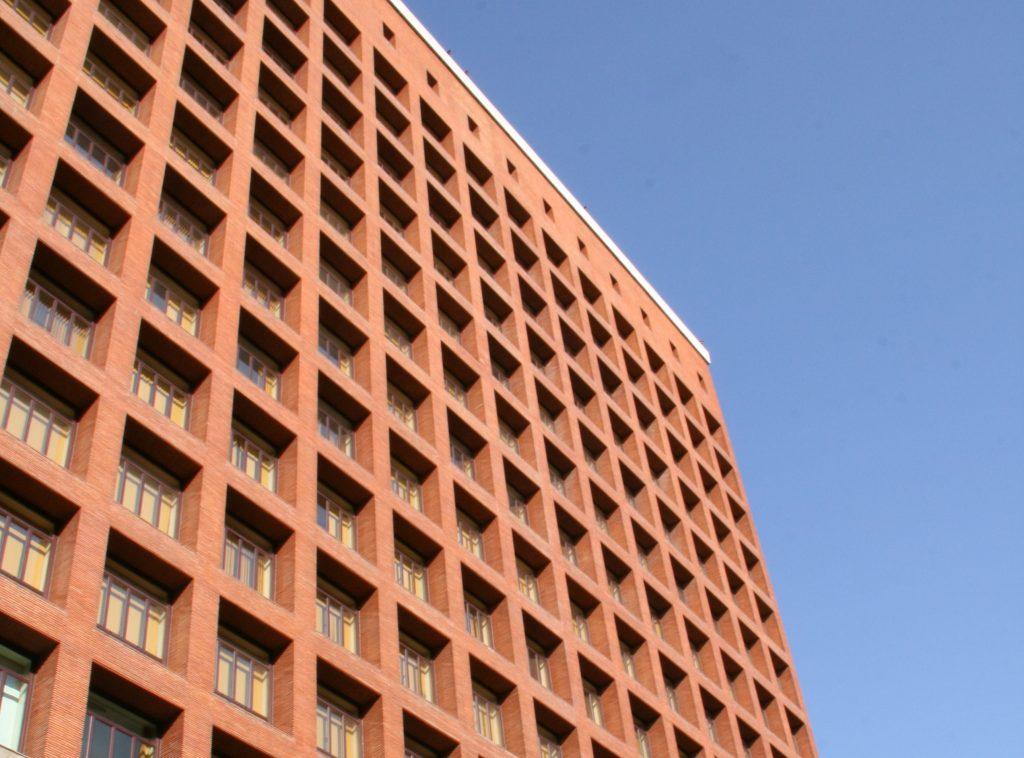 Fachada del Ministerio de Sanidad. De Tamorlan - Trabajo propio, CC BY 3.0, https://commons.wikimedia.org/w/index.php?curid=7569618