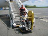 """El CERMI demanda la """"reforma urgente"""" del marco de derechos de los pasajeros aéreos con discapacidad"""