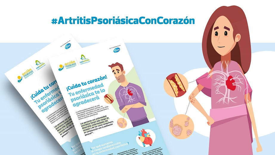 ArtritisPsoriasicaConCorazon