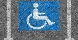 Sin pérdida de puntos por aparcar en las plazas reservadas para personas con discapacidad